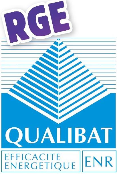 Logo qualibat RGE entreprise Her Normandie